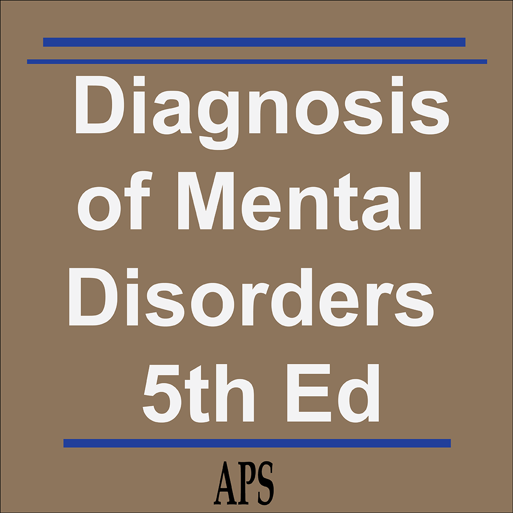 diagnosing mental disorders Alexandria, va – recognizing and diagnosing mental disorders are critical skills  for future behavioral health workers, and academic institutions.